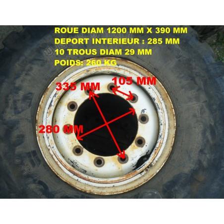 Pot échappement Iveco Unic 175-24