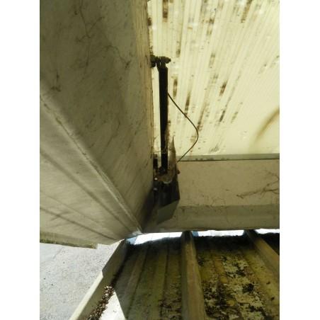RACCORD PVC 45° Y 200/160